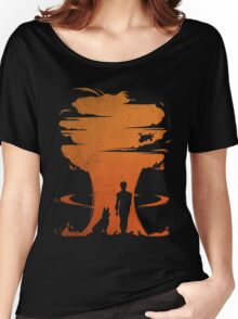 Nuclear war Women's Relaxed Fit T-Shirt
