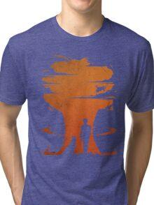 Nuclear war Tri-blend T-Shirt