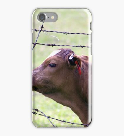 The Power Of THe BOvine Mind iPhone Case/Skin