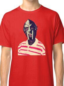 Meentre MF Doom Mask Vector Classic T-Shirt
