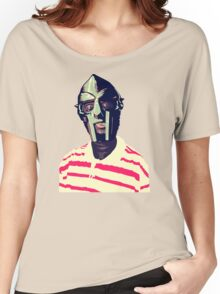 Meentre MF Doom Mask Vector Women's Relaxed Fit T-Shirt