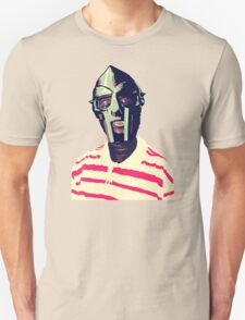 Meentre MF Doom Mask Vector Unisex T-Shirt