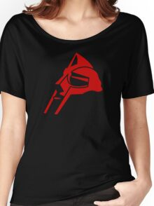 MF Doom Mask Hip Hop Women's Relaxed Fit T-Shirt