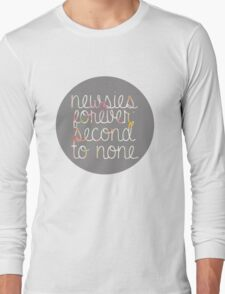 Second to None Long Sleeve T-Shirt
