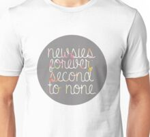 Second to None Unisex T-Shirt