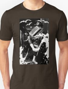 FEAR AND LOATHING IN LAS VEGAS - HUNTER S. THOMPSON JOHNNY DEPP Unisex T-Shirt