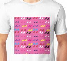 Barbie Shoes  Unisex T-Shirt