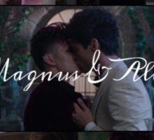 Magnus & Alec  Sticker