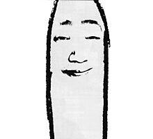 Oyasumi Punpun - Punpun Photographic Print