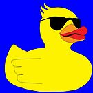 Cool duck by Michael Birchmore