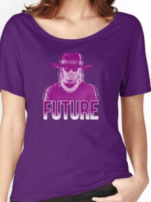 Purple Future Women's Relaxed Fit T-Shirt