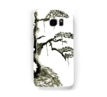 Chinese pine, a symbol of longevity Samsung Galaxy Case/Skin