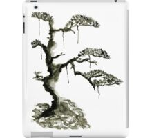 Chinese pine, a symbol of longevity iPad Case/Skin