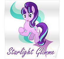 Starlight Glimmer - Cutie Mark Version Poster
