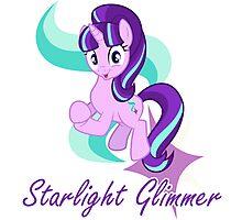 Starlight Glimmer - Cutie Mark Version Photographic Print