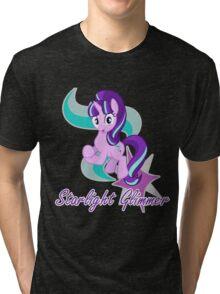 Starlight Glimmer - Cutie Mark Version Tri-blend T-Shirt