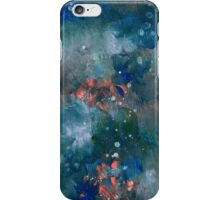 Cloudy Galaxy  iPhone Case/Skin