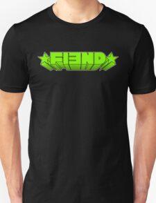 FIƎND - GREEN STARBURST Unisex T-Shirt