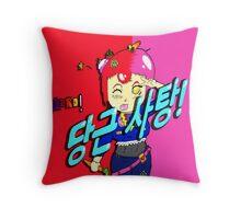 Enterforment: Aiko  Throw Pillow