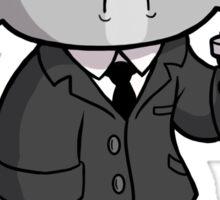 Grumpy Koala Sticker