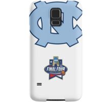 UNC Tar Heels - Final Four 2016 Samsung Galaxy Case/Skin