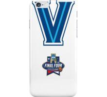 Villanova Wildcats - NCAA Final Four 2016 iPhone Case/Skin
