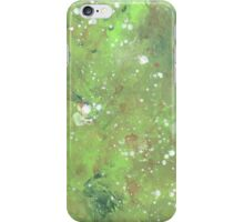 Mint Galaxy iPhone Case/Skin