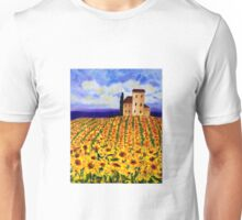 GIRASOLE (sunflower) Unisex T-Shirt