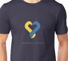 Pythonic Love Unisex T-Shirt