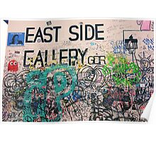 East Side Gallery  Poster