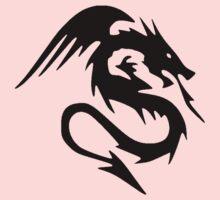 Dragon Design One Piece - Long Sleeve