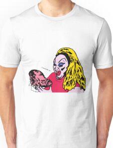 Divine John Waters Colour Portrait JTownsend Unisex T-Shirt