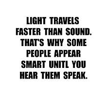 Light Smart Photographic Print