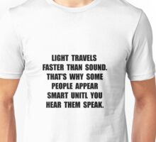 Light Smart Unisex T-Shirt