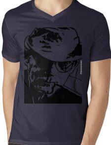 Hunter S. Thompson Mens V-Neck T-Shirt