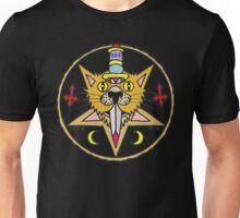 CAT DAGGER Unisex T-Shirt