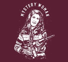 Mystery Woman Blues Brothers Movie Quote T-Shirt