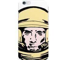 Ben Stiller Astronaut Colour Portrait JTownsend iPhone Case/Skin