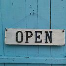 OPEN by TalBright