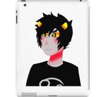 car cat iPad Case/Skin