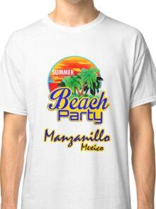 Manzanillo, Mexican Riviera Classic T-Shirt