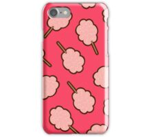 Cotton Candy Pattern iPhone Case/Skin