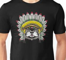 INDIAN CAT Unisex T-Shirt