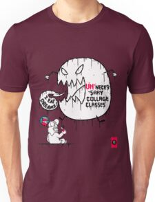 College Kid Struggles Unisex T-Shirt