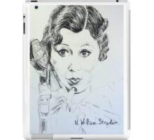 Voice Over Artist, Mae iPad Case/Skin