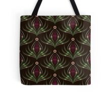 Seamless beautiful antique pattern ornament. Geometric background design, repeating texture. Tote Bag