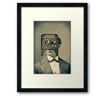 Survey 03 Framed Print