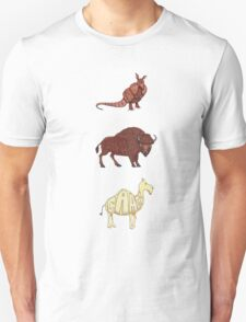 ABC in mammals T-Shirt