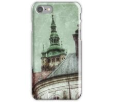 Ancient Green With A Smile iPhone Case/Skin