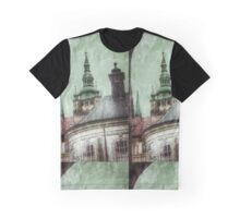 Ancient Green With A Smile Graphic T-Shirt
